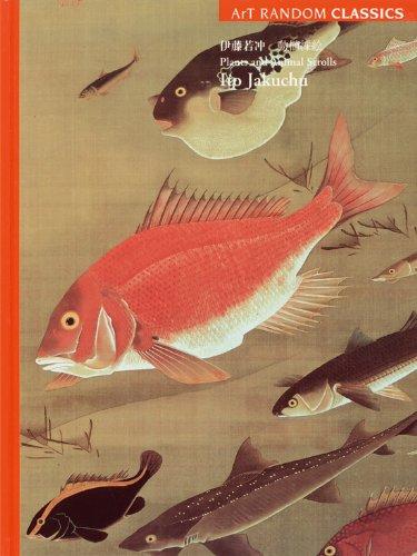 Jakuchu Ito - Plants And Animal Scrolls: Aya Matsumoto