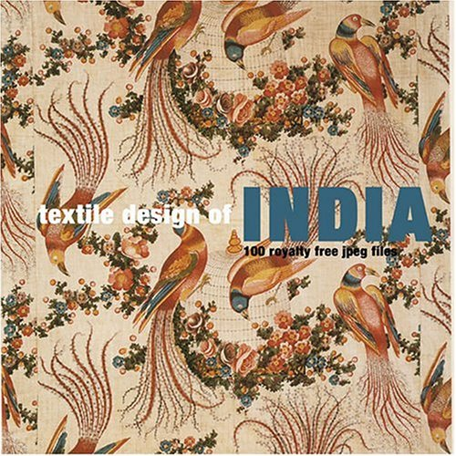 9784861002137: Textile Design of India (Royalty Free Patterns)