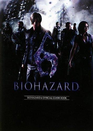 9784862333704: Resident Evil 6 Official Guide Book (Capcom Official Books)