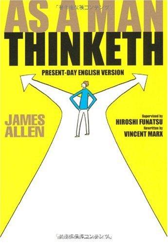 9784862801463: Read in modern English As A Man Thinketh