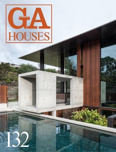 GA Houses 132: Yoshio Futagawa