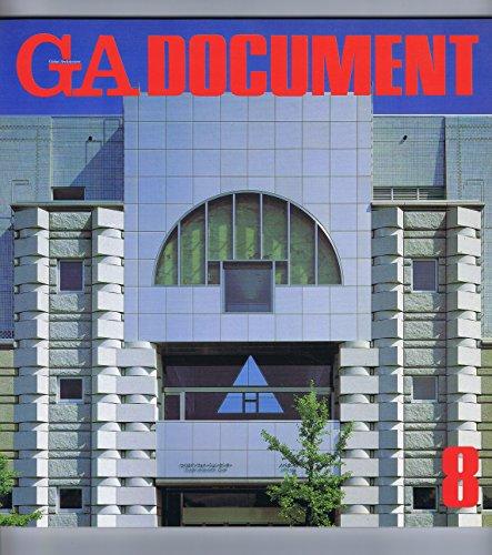 9784871401081: GA Global Architecture - Document 8