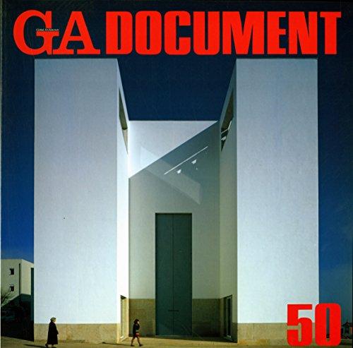 Global Architecture GA Document 50.: Futagawa, Yukio (Ed.):
