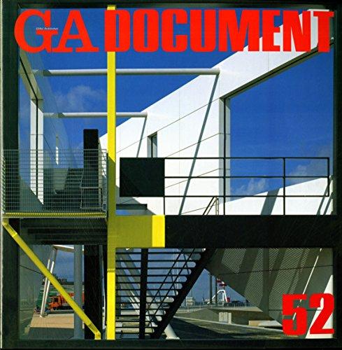 GA Document 52 - E.O.Moss,A.Predock,F.Maki,Bolles+Wilson,H.Hollein,N.Foster,R.Bofil,Hara+Atelier: ...