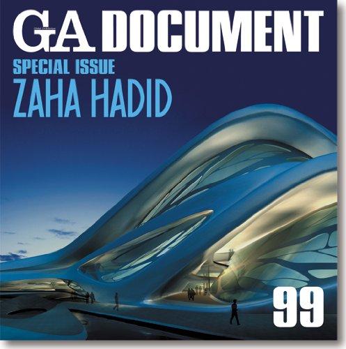 9784871401999: GA Document 99: Zaha M.Hadid