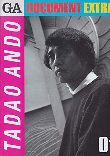 9784871402217: Tadno Ando (Global Architecture Document Extra)
