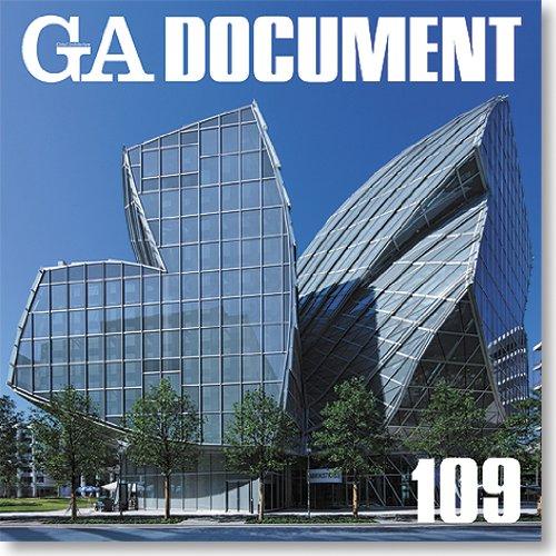 9784871402699: GA Document 109: Gehry, Morphosis, SANAA, Ando, Kuma
