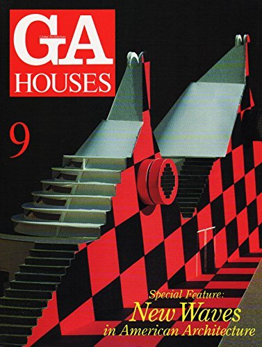 9784871403092: GA Houses 10, Special Feature: New Waves in American Architecture