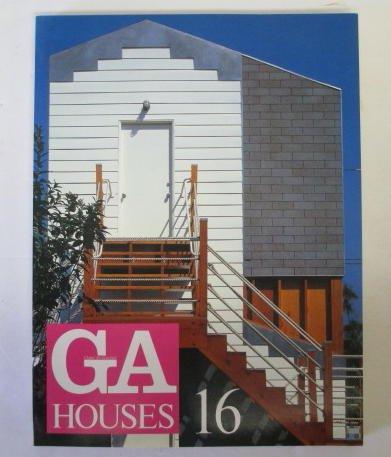 GA Global Architecture 16. Houses: Fujii, Wayne (ed)
