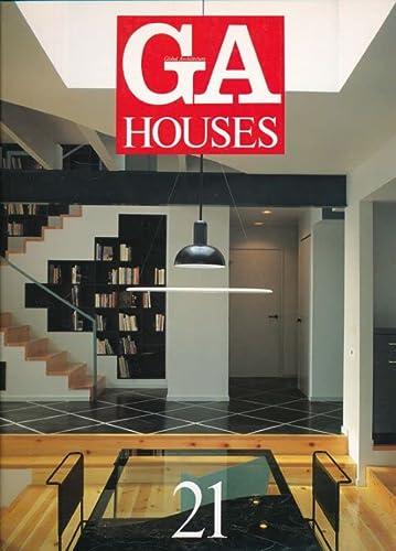 GA Houses 21 (Global Architecture Houses, No.: Yukio Futagawa