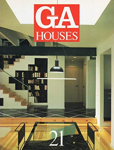 9784871403214: GA Houses 21 (Global Architecture Houses, No. 21) (English and Japanese Edition)