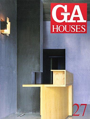 GA Houses 27: Yukio Futagawa