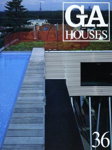 Ga Houses 36 (Spanish Edition): Varios