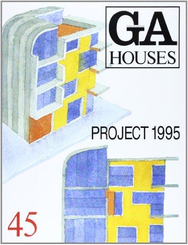 Ga Houses 45: Architecture, Global
