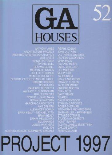 Houses (Global Architecture Document): Futagawa, Yukio