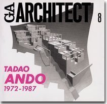 GA Architect 8: Tadao Ando