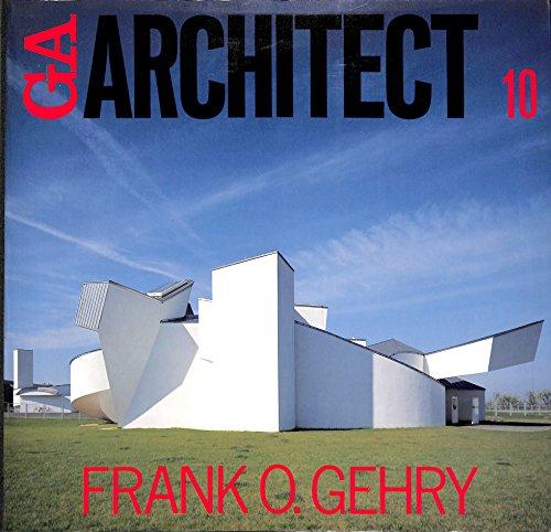 GA Architect 10: Frank O. Gehry.: Yukio Futagawa