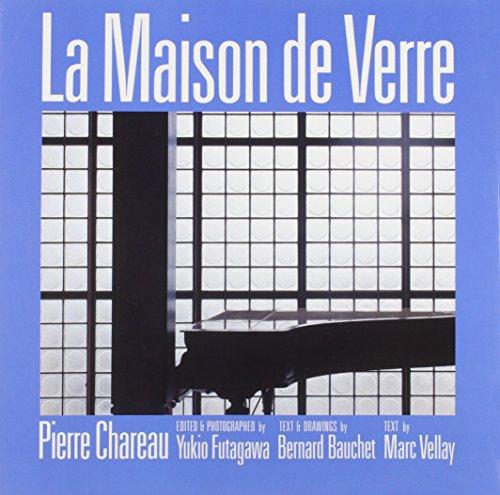 La Maison de Verre, Pierre Chareau: Chareau, Pierre