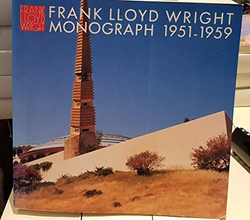 Frank Lloyd Wright Monographs 1951-1959
