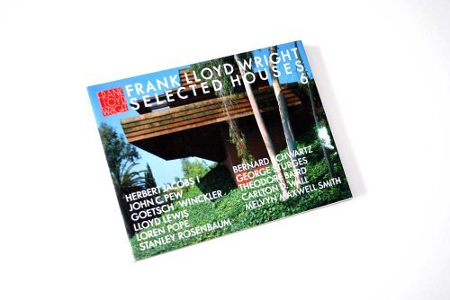 9784871405485: Frank Lloyd Wright Selected Houses No. 6 (English and Japanese Edition)
