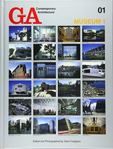 GA Contemporary Architecture 01 - Museum 1