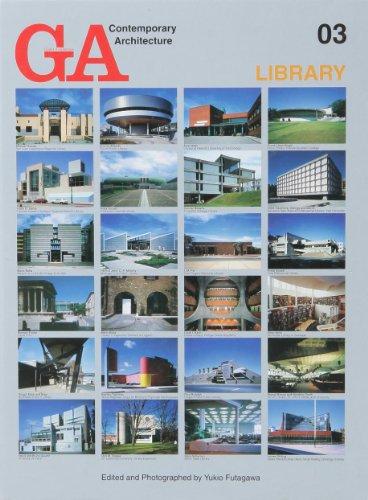 GA Contemporary Architecture: Library v. 3: Futagawa, Yukio