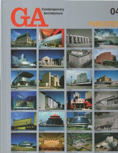 9784871405744: GA Contemporary Architecture: Theatre v. 4