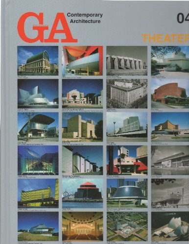 9784871405744: GA Contemporary Architecture: Theatre v. 4
