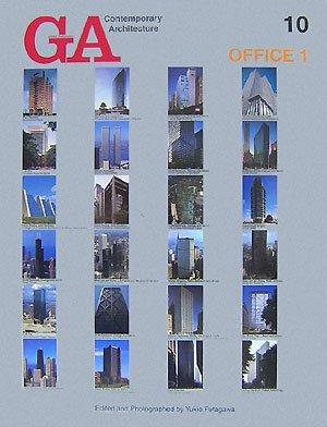GA Contemporary Architecture: Office 1 v. 10 (Hardback): Yukio Futagawa