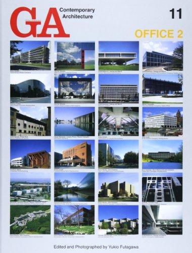 GA Contemporary Architecture 11 - Office 2: Yukio Futagawa