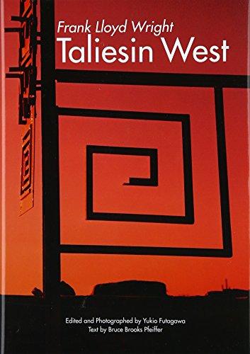 9784871406116: Frank Lloyd Wright: Taliesin West (Global Architecture Traveler)
