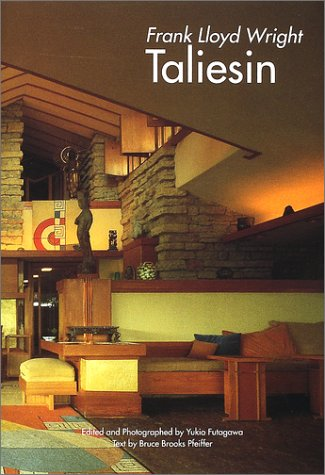 9784871406123: Taliesin (Global Architecture Traveler) (English and Japanese Edition)
