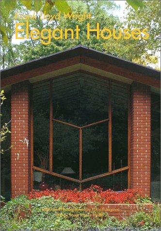 9784871406161: Frank Lloyd Wright: Elegant Houses (Global Architecture Traveler)