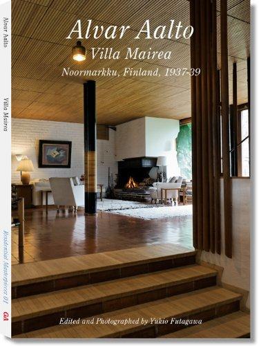 Alvar Aalto: Villa Mairea, Noormarkku, Finland, 1937-39: Kristian Gullichsen; Yukio