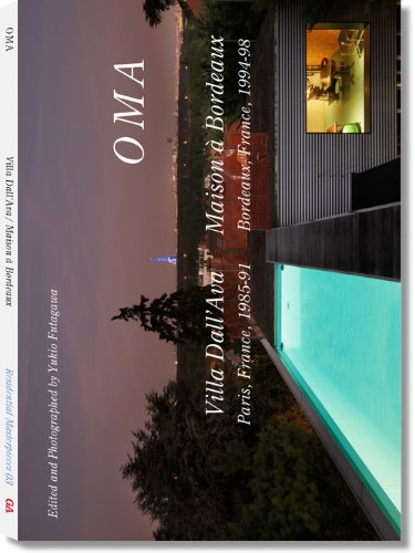 9784871406284: OMA: Villa Dall Ava and Maison A. Bordeaux