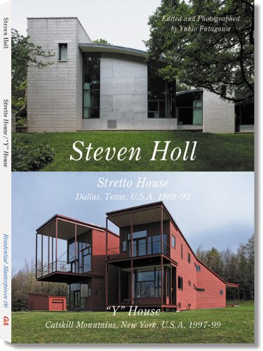 Steven Holl: Stretto House. Y House (Paperback)