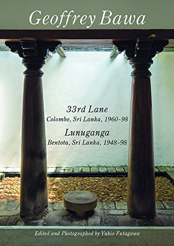 9784871406321: Geoffrey Bawa: 33rd Lane Colombo, Lunuganga Bentota. Residential Masterpieces 07