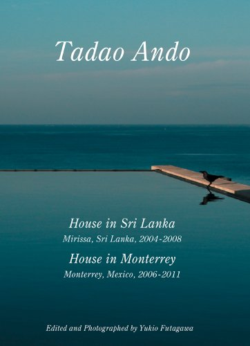 9784871406376: Tadao Ando - House in Sri Lanka, Mirissa: House in Monterrey . Residential Masterpieces 12
