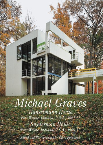 9784871406390: Michael Graves - Hanselmann House. Snyderman House. Residential Masterpeices 14