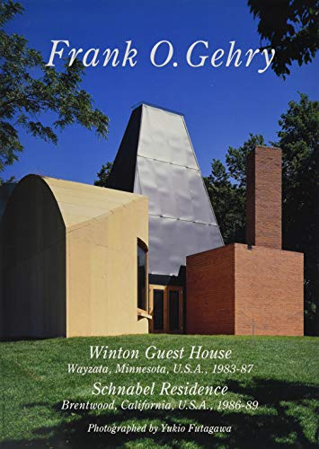 Frank O Gehry - Winton Guest House. Schnabel Residence. Residential Masterpieces 18