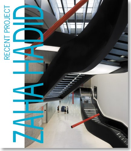 9784871406697: Zaha Hadid: Recent Projects