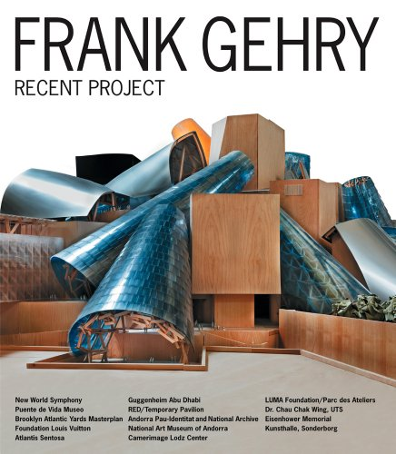 Frank Gehry - Recent Project (Paperback): .