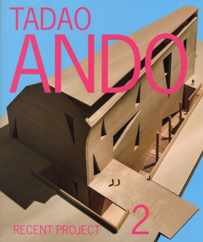 9784871406833: Tadao Ando: Recent Projects 2 (English and Japanese Edition)