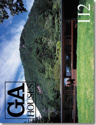 9784871407823: GA Houses 112 by Architecte; Keiko Kubota; Tobia Scarpa, Architecte Italie; Yoshio Futagawa; Smith-Miller + Hawkinson Architects (New York, NY / Los ... CA) Andra Matin; Alberto Kalach (2009-09-03)