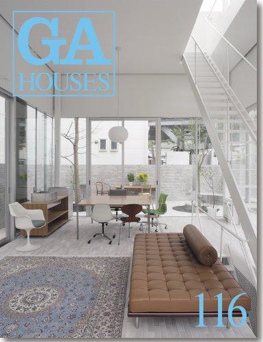 9784871407861: GA Houses 116 (English and Japanese Edition)