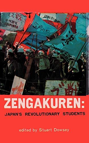 9784871870504: Zengakuren: Japan's Revolutionary Students