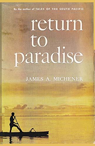 9784871872355: Return to Paradise