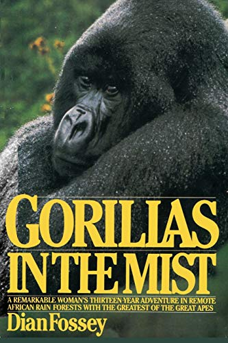 Gorillas in the Mist (Paperback)