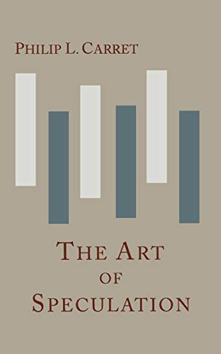 9784871872461: The Art of Speculation