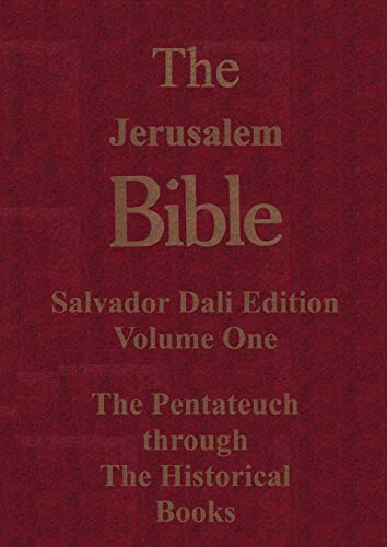 9784871872508: The Jerusalem Bible Salvador Dali edition The Pentateuch through The Historical books